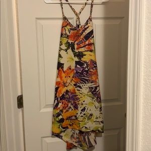 Floral Jessica Simpson summer dress